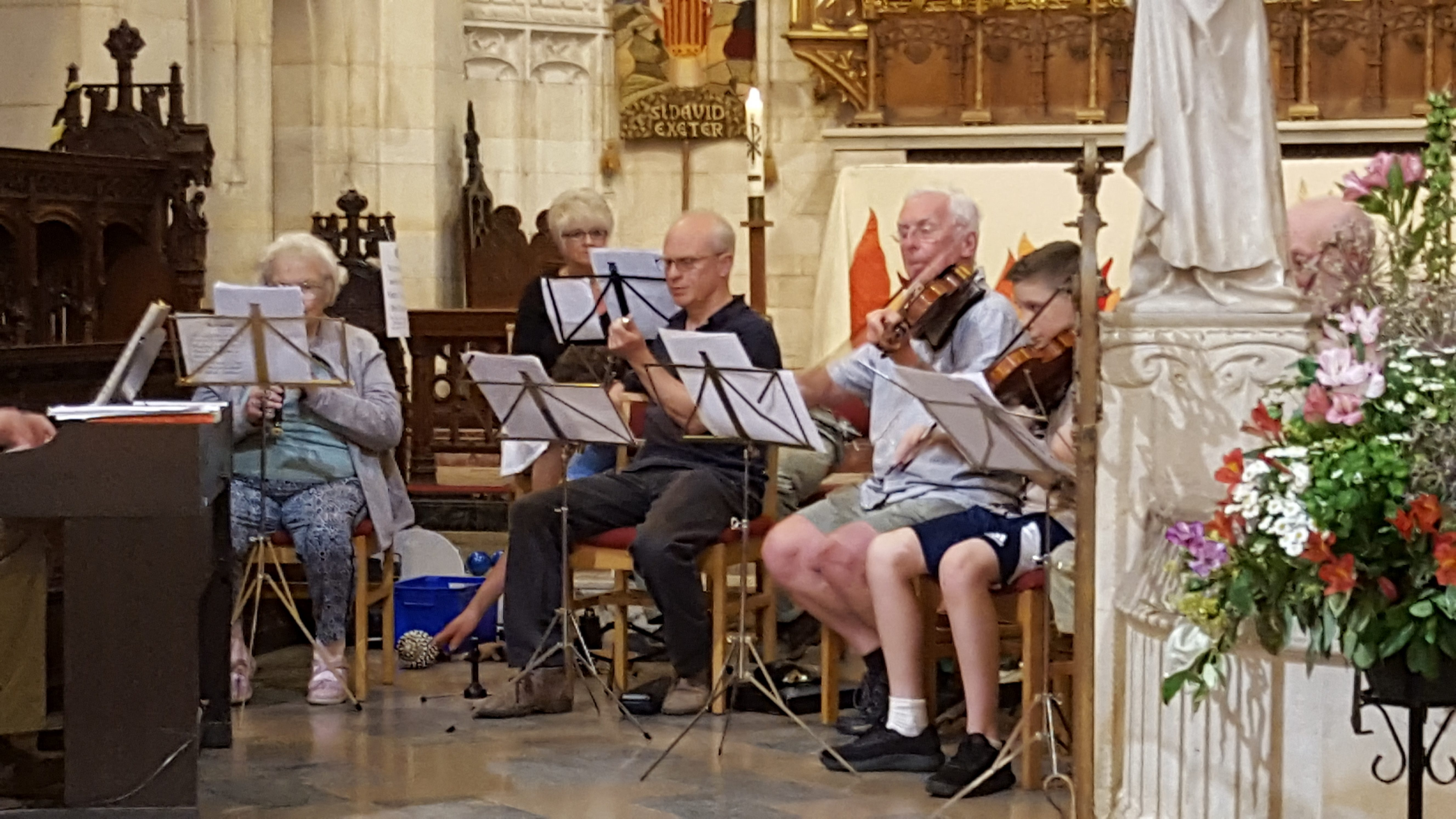 'An Evening with Handel' with ExeVox