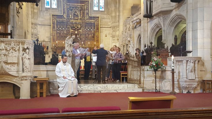 Holy Communion with Refreshments afterwards